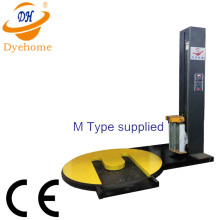 Dyehome Grey color 240V pallet wrapping machine