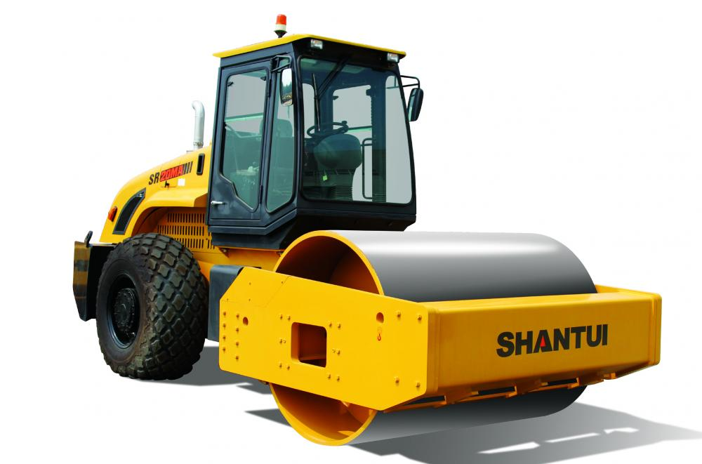 20 Ton Mechanical Single Drum Vibratory Roller
