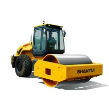 High Quality Industrial Factory for Double Drum Road Roller 20 Ton Mechanical Single Drum Vibratory Roller export to Bahamas Factory