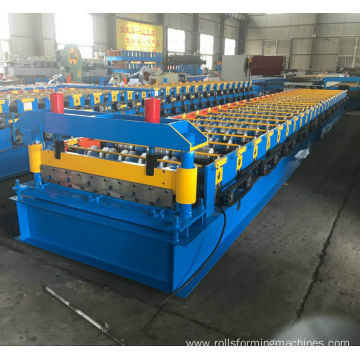steel fence cold roll forming machine