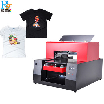 Customized for Digital Textile Printer A3 6 Color Textile Tshirt Printer export to Kyrgyzstan Supplier
