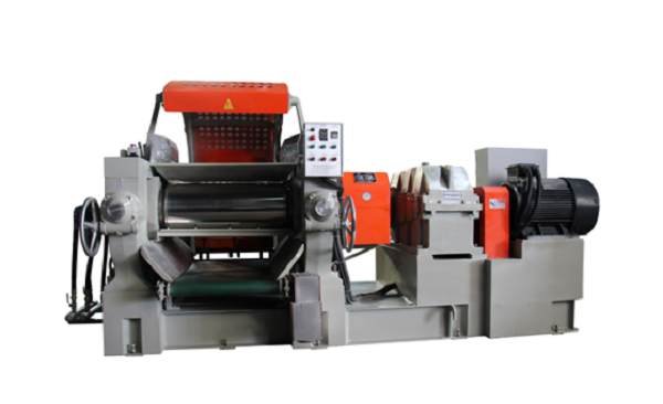 Rubber Plastic Semi-automatic Crusher Mill Machine12