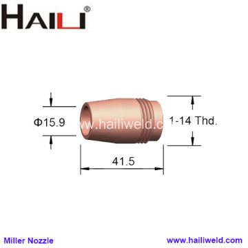 Nozzle for Miller 050622 5/8""
