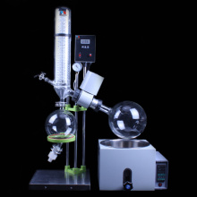 China New Product for Rotary Evaporator Laboratory 5l small rotary evaporator principle supply to Benin Factory