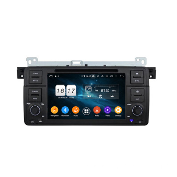Android Auto radio dvd барои BMW E46 1998-2004