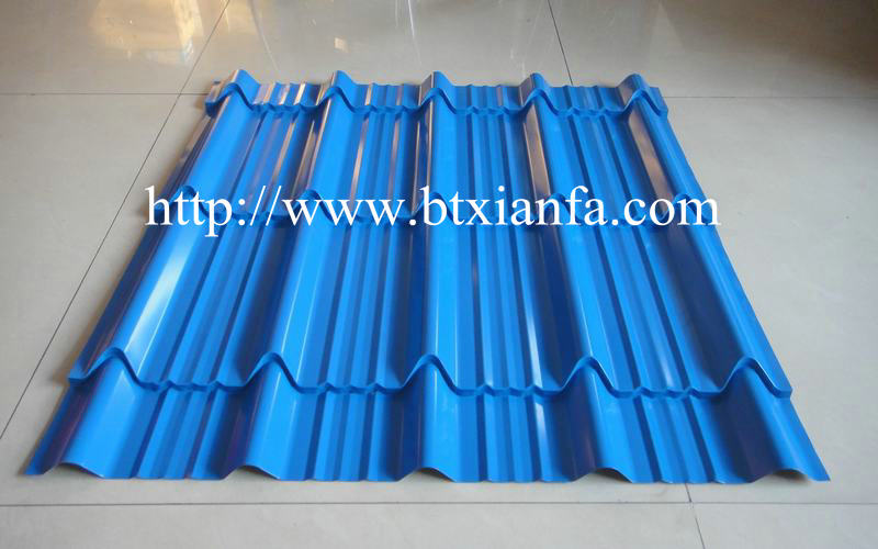Roll Forming Roof Machine (2)