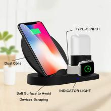 10W Apple Watch Qi Wireless Phone Charger