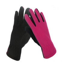 Wholesale Online Shopping Winter Ladies Fleece Glove