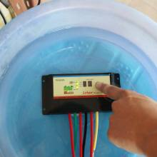 Rated Current 10A to 20A Waterproof Solar Controller