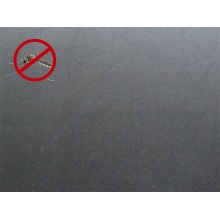 CVC 85/15 Black Durable Anti-mosquito Fabric for Uniform
