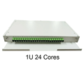 24 Ports LC/SC Singlemode Fiber Optic Panel