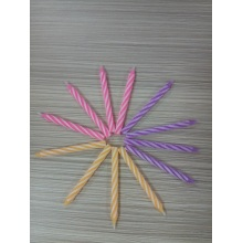 Hot Sale Birthday Cheaper Spiral Candles