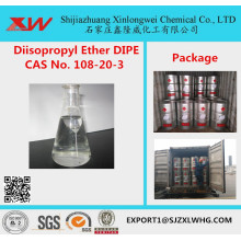 Hot Sale for China High Purity Reagent Chemicals,High Purity Organic Chemistry  Manufacturer and Supplier Isopropyl Ether Diisopropyl Ether DIPE 108-20-3 export to United States Suppliers