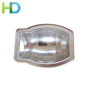 Professional for Traditional Reflector Anodized  street light lamp housing safety reflector supply to Seychelles Manufacturers