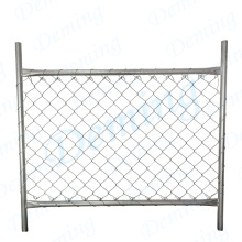 High Permance for Security Metal Fence Canada Hot Dip Galvanized Removable Fence Hot Sale export to Lesotho Manufacturers