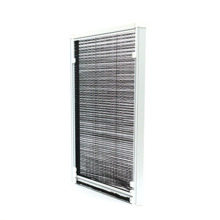 aluminum profile pleated screen window simple assembly