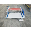 Crimping Curved Roof Panel Machine