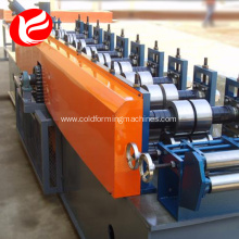 Track light gauge steel framing machine