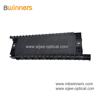 New Type Compact Fiber Optic Splice Closure Junction Enclosure