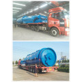 environmental 5-8 years life used tire pyrolysis machine