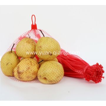 polyester net mesh fruit egg vegetable packaging bags