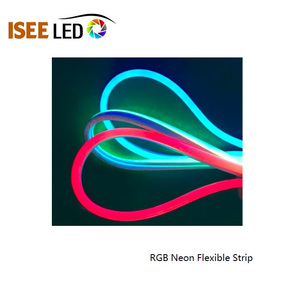 Waterproof SMD5050 LED RGB Neon Flex for Outdoor