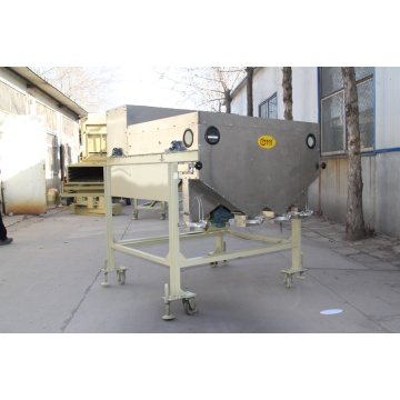 Grain magnetic separator equipment