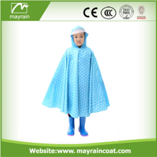 In Stock Kindergarten Poncho Kids Raincoat