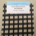 High Intensity Fiberglass Geogrid For Highway Construction