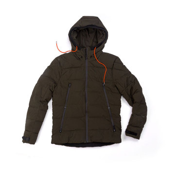 Men`s padding jacket Fake Down Jacket