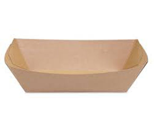Boat food tray