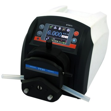 Cheap chemical high flow rate peristaltic pump