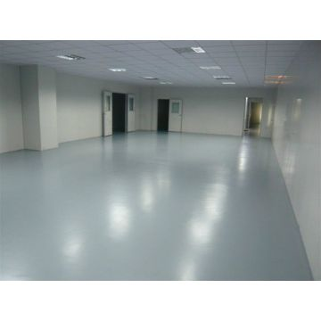 Epoxy flat coating for floor coatings