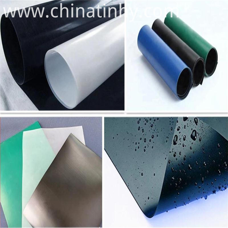 Color Hdpe Geomembrane Liner