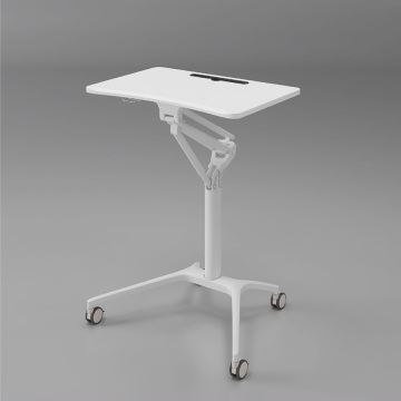 Movable bed nurse stands