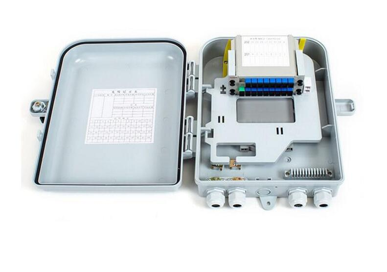 12 Core ABS Ftth Box