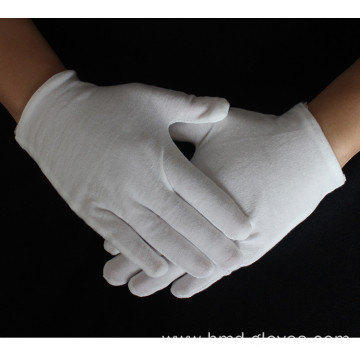 Factory Price Cotton Work Safety Hand Gloves