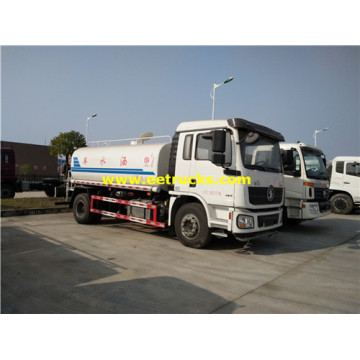 SHACMAN 11000L Off-Road Water Trucks