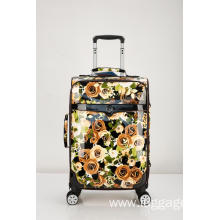 Printed bright multiflowers Luggage