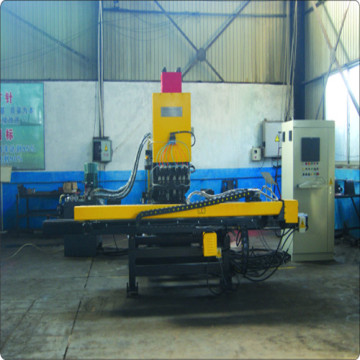 CNC Drilling Punching Machine for Steel Plates