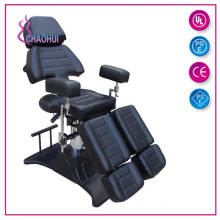 Hot Sale Multi Function Tattoo Bed Black Color