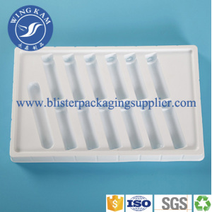 Custom PVC Plastic Medication Blister Packs Tray