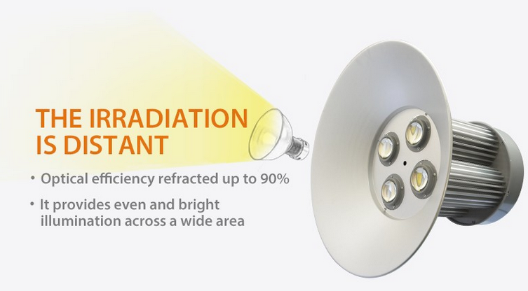 280W Led High Bay Light details