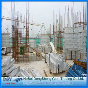 Hot Selling Aluminum Concrete Forms Panel