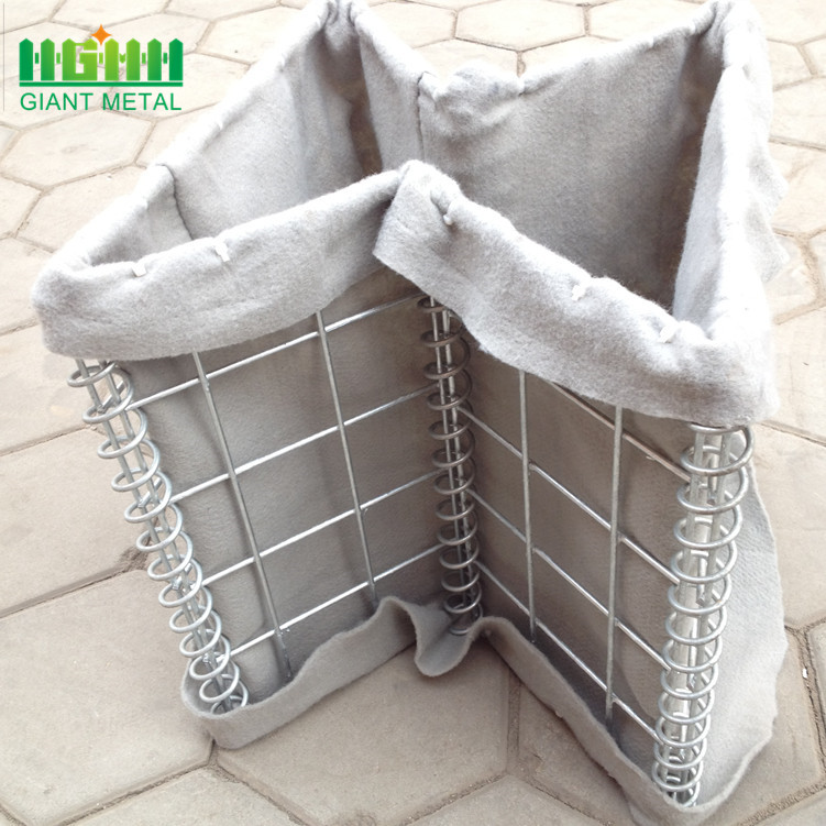 Military sand wall hesco barrier for sales