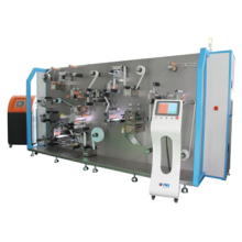 Full Auto RFID Converting Machine for RFID ultra-high frequency electronic tag