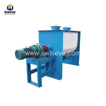 Big with speed changer ribbon feed mixer