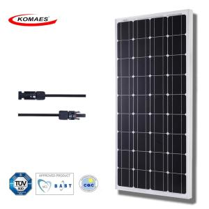 Chinese Professional for Solar Kits 100W Monocrystalline Solar Panel supply to Indonesia Suppliers