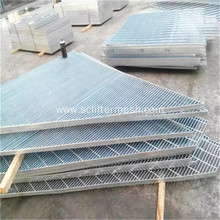 Galvanized Serrated Steel Bar Grating Floor