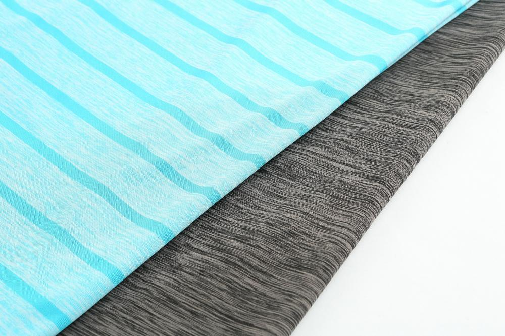 CD yarn design poly fabric